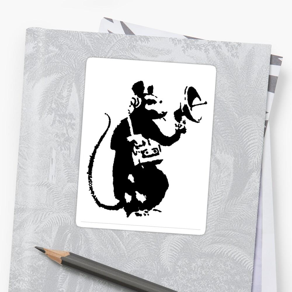 Dorable Plantilla Banksy Imágenes - Colección De Plantillas De ...