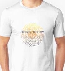 Stag Ours is the Fury Unisex T-Shirt