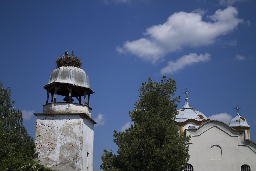 church gives life by slavikostadinov