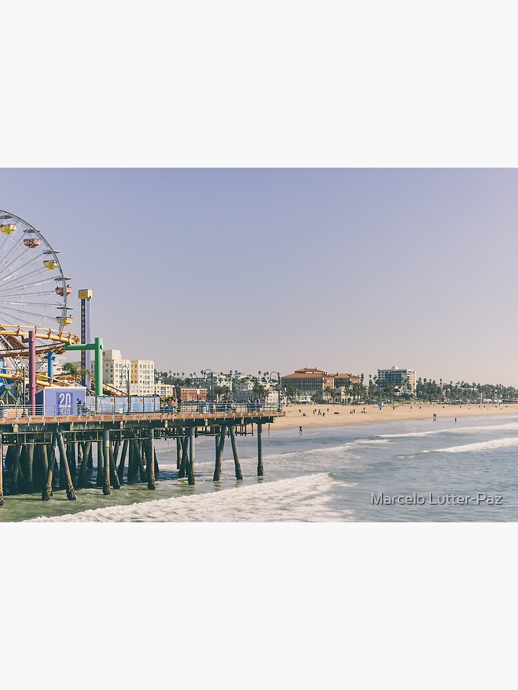 Santa Monica Pier by MarceloPaz