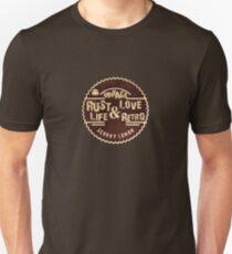 Burnt Stamp Unisex T-Shirt