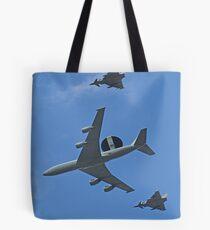 Queens Birthday Flypast 2- London 15.06.2013 Tote Bag