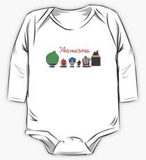 The Avengebirbs Kids Clothes