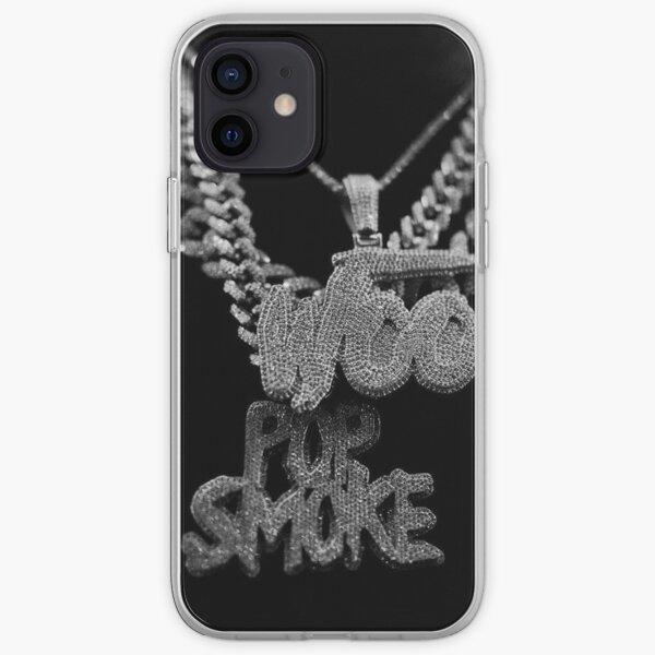 POP SMOKE Coque souple iPhone
