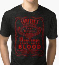Compton's Old Time O Negative Tri-blend T-Shirt