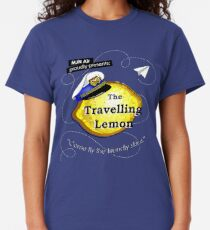 The Travelling Lemon Classic T-Shirt