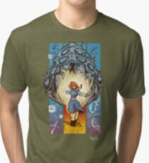 Valley of the Wind Tri-blend T-Shirt