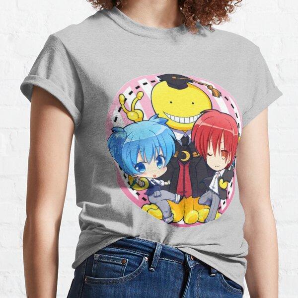 Koro , Karma et Nagisa : Assassination classroom T-shirt classique
