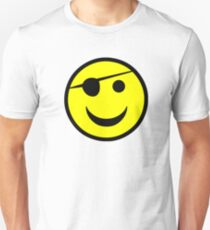 Pirate Smiley T-Shirt