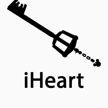 iHeart (Kingdom Hearts iPod Parody) by TetrAggressive