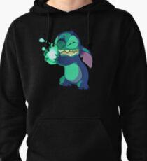 Stitch Pullover Hoodie