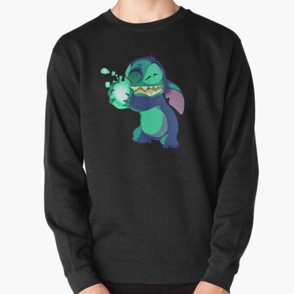 Stitch Pullover Sweatshirt