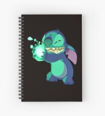 Stitch Spiral Notebook
