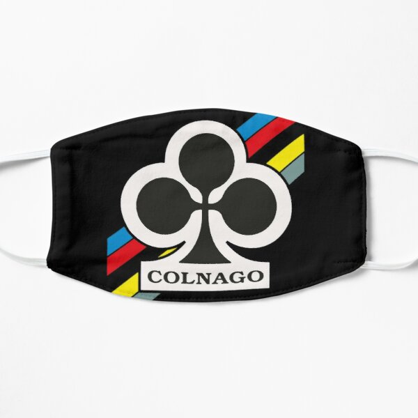 Colnago Italy Bicycles  Mask