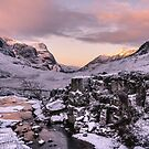 The Three Sisters of Glen Coe by Brian Kerr