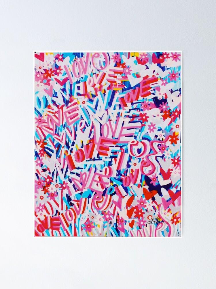 Alternate view of LOVE LOVE LOVE Poster