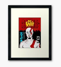 Dog of War (Ashes to Ashes) Framed Print