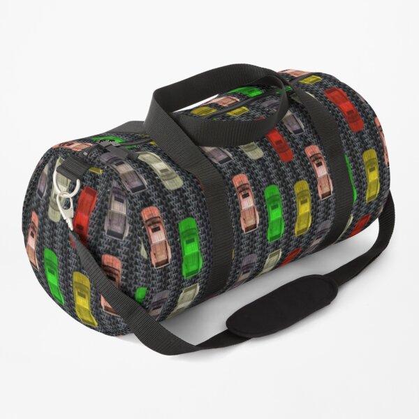 Game Car Race 2 Duffle Bag