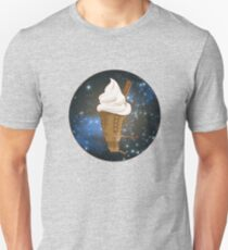 Dalek Ice-Cream a Treat in Space and Time Unisex T-Shirt