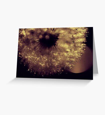 dusk Greeting Card