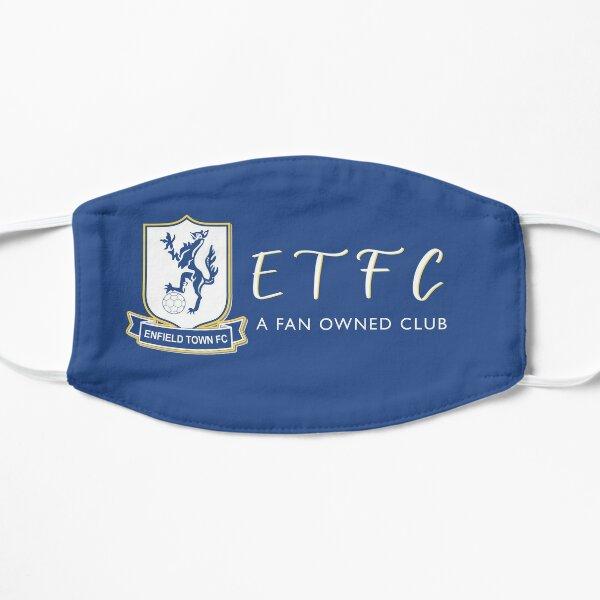 ETFC A fan owned club  Flat Mask