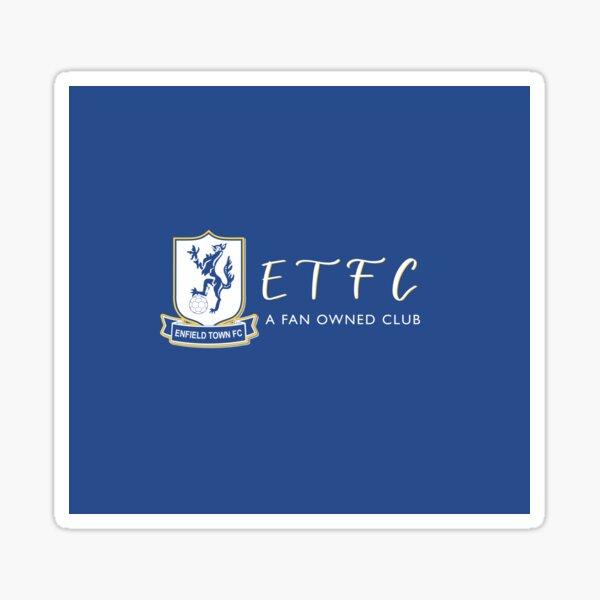 ETFC A fan owned club  Sticker