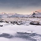 Lochan na Stainge by Brian Kerr