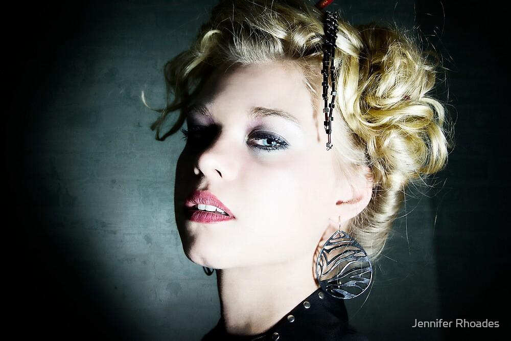 Nine Lives by Jennifer Rhoades