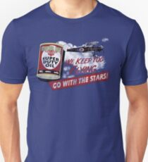 Motor Age Go With The Stars Unisex T-Shirt