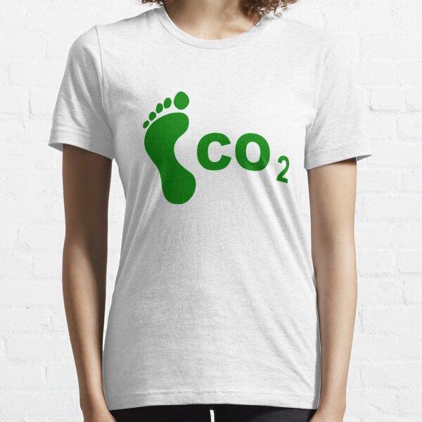 CO2-Fußabdruck Essential T-Shirt