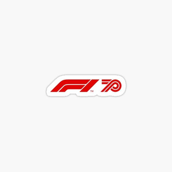 f-one logo Sticker