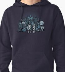 These aren't the droids you are looking for Pullover Hoodie