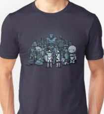 These aren't the droids you are looking for Slim Fit T-Shirt