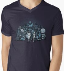 These aren't the droids you are looking for Men's V-Neck T-Shirt