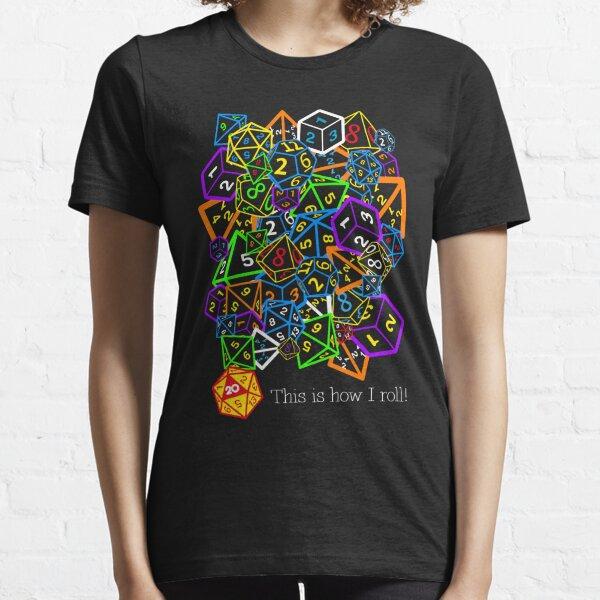 HINZUFÜGEN Essential T-Shirt