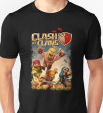 COC War Unisex T-Shirt