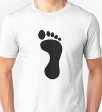 Foot Unisex T-Shirt