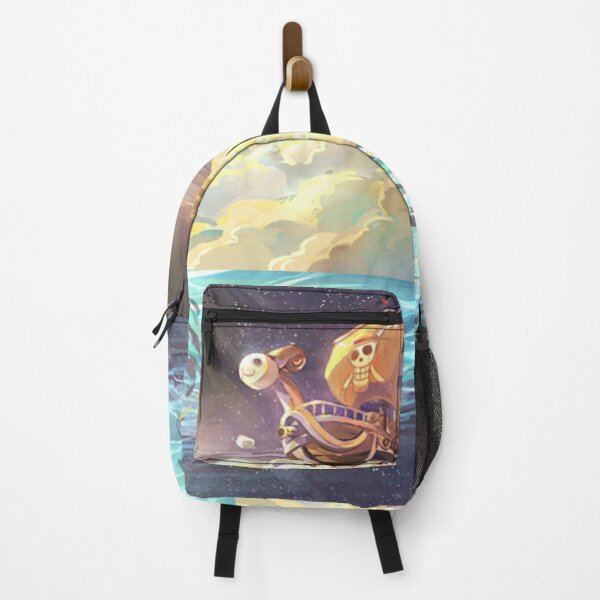 sunny ship one piece  Backpack