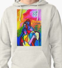 The White Dove Pullover Hoodie