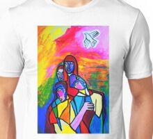 The White Dove Unisex T-Shirt