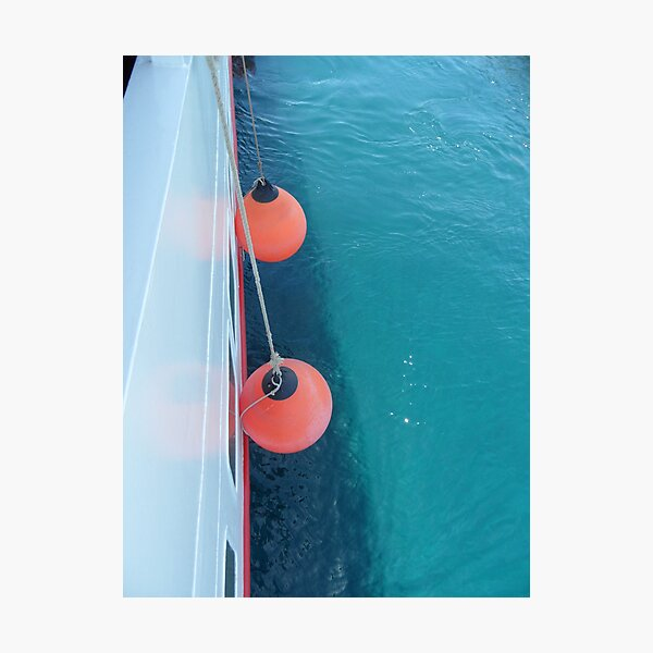 buoy oh buoy Photographic Print