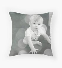 From the dreams of angels Throw Pillow