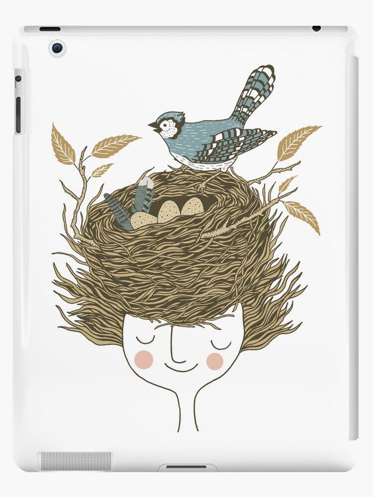 Bird Hair Day by Monica Gifford