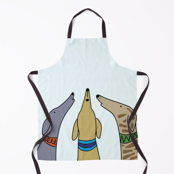 Roooing Lurchers Apron