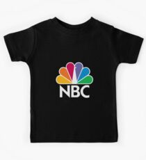 NBC Logo - White Kids Clothes