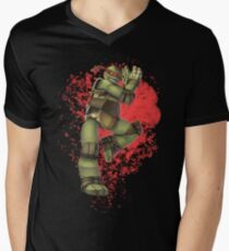 Raphael Mens V-Neck T-Shirt