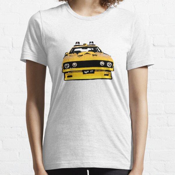 Voiture de poursuite Mad Max T-shirt essentiel