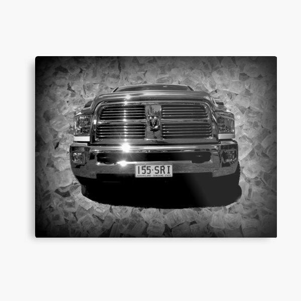 Dodge Ram Metal Print