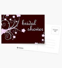 bridal shower invitations Postcards