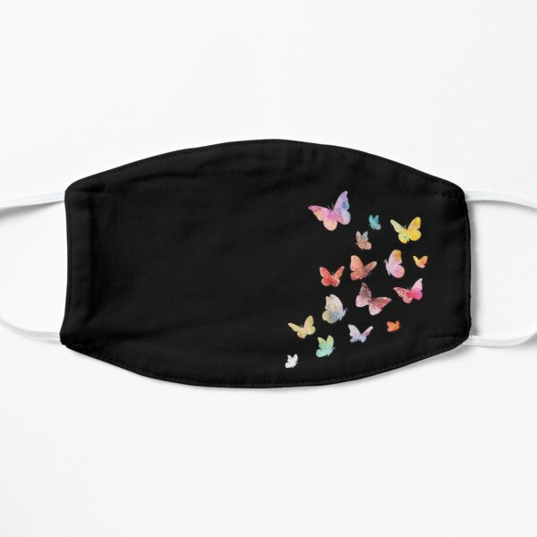 Butterfly, Butterflies, Beautiful Sparkles, Cute Monarch, Beautiful Color, Brilliance Glitters, Black Background Mask